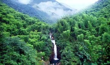 【临安市】白水涧-美团