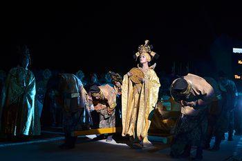【城关区】《文成公主实景剧场》演出21:30成人B票-美团