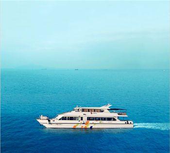 【南澳大鹏新区】大鹏湾游艇1小时船票成人票-美团