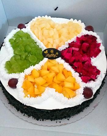 【北京】好味来鲜花蛋糕房-美团