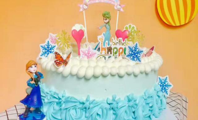 :长沙今日钱柜娱乐官网:【千遇糕手蛋糕店】蛋糕2选1,约8英寸