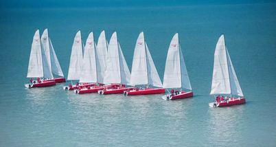 【软件园】鹭岛行游艇俱乐部帆船体验票成人票-美团