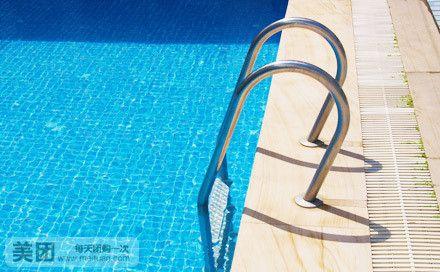 吉大水湾头山水华庭内山水华庭游泳池跳绳1次每天晚上畅游能瘦肚子吗图片