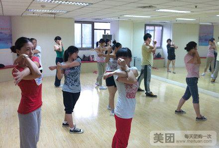 海莎莎舞蹈学校团购莎莎舞蹈次课程验