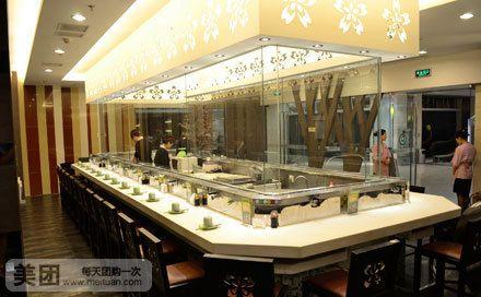 解放碑美食一条街天绿v美食寿司精致美食双人套刚果美味图片