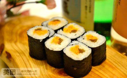 解放碑美食一条街天绿v美食寿司精致美食双人套南宁二塘美味图片