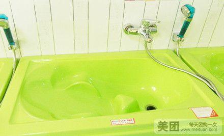方母婴健康会所婴儿洗澡 抚触 美团网聊城站图片