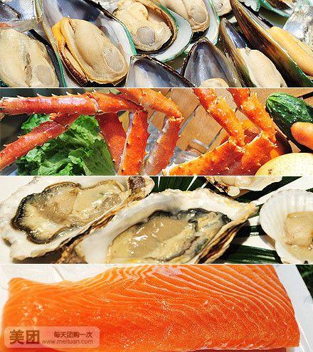 日式扒鸡、干煸琵琶鸭、虾仁等各式热乎乎香喷喷的荤菜,还有独具
