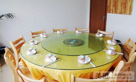 九州方圆美食街吉庆有余美食特色4人餐|美团菜馆奉化浙江图片