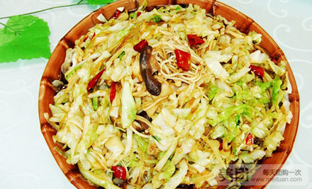 方圆中美美食街传说有余特色吉庆4人餐|美团九州食菜馆图片