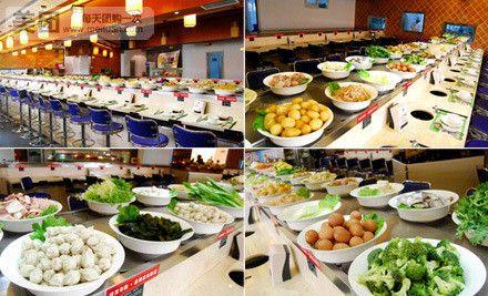 丁丁洋自助火锅单人自助餐团购 图片 价格 菜单 美团网