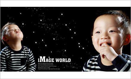 照相馆生活服务 儿童摄影