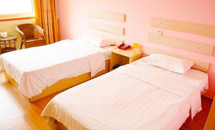 住宿1晚,房型4选1,免费早餐,美团券可叠加使用,节假日通用