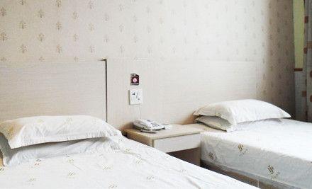 住宿1晚(标准房/单人房2选1),美团券可叠加使用