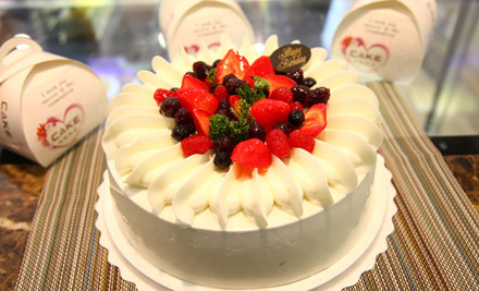 美味蛋糕6选1,节假日通用