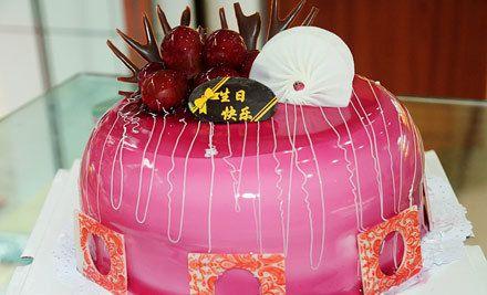 巧克力蛋糕3选1,美食尽享