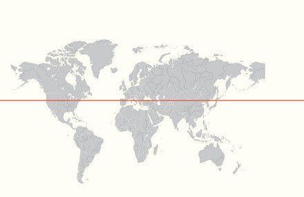 国际万达 百年企业 矢量图