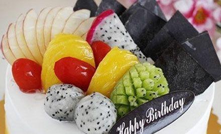 美味蛋糕2选1,共享甜蜜一刻