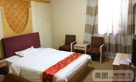 圣豪商务宾馆位于济南市市中区经 东临济南日报社、省实验中学、育