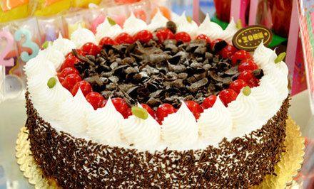 12英寸美味蛋糕3选1。甜蜜齐分享
