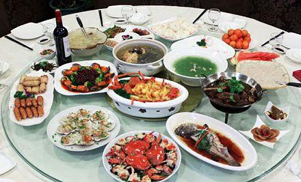 10人餐,新鲜、美味、好品质、周到服务庆好合~