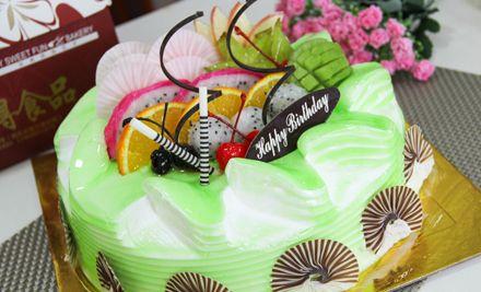 蛋糕2选1,享受甜蜜美味时刻