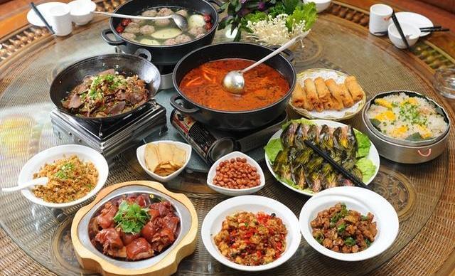 :长沙今日钱柜娱乐官网:【好吃婆】10-12人套餐,提供免费WiFi