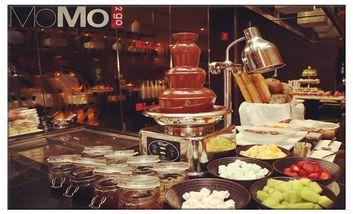 【上海】万怡酒店自助餐厅MoMo Cafe-美团