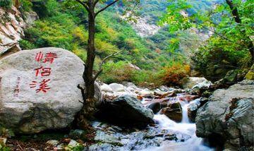【西安出发】太平国家森林公园1日跟团游*踏青 赏花 写生-美团