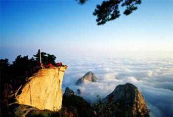 【西安出发】华山风景区纯玩1日跟团游*西上北下♥全景胜览-美团