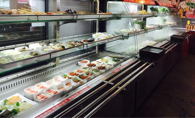 美团网:长沙今日自助餐团购:【蜀少侠火锅超市】双人火锅自助餐券,提供免费WiFi