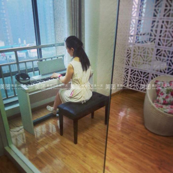 我爱你中国钢琴谱
