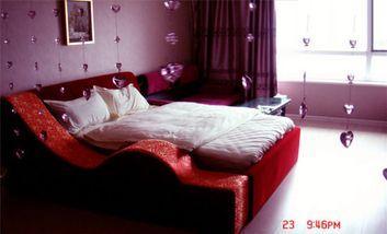 【2店通用】520爱情主题公寓-美团