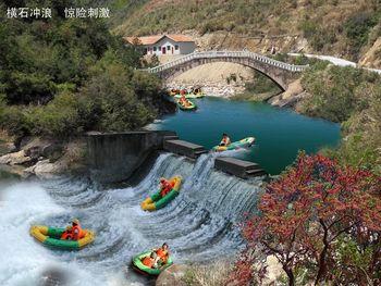 【寿宁县】寿宁犀溪漂流周末成人票-美团