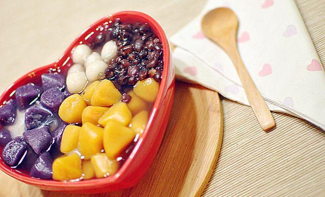 红豆芋圆1个,提供免费WiFi,滋味鲜美,邀您品鉴