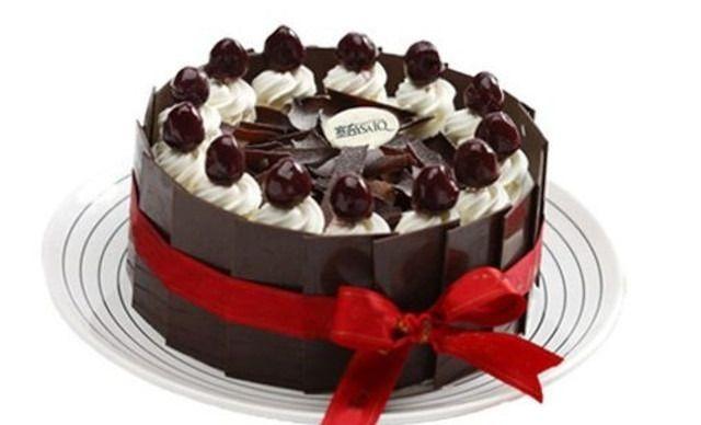 【25店通用】塞奇西饼蛋糕5选1,约6英寸,圆形