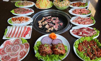 【鞍山】炭元素烤肉-美团