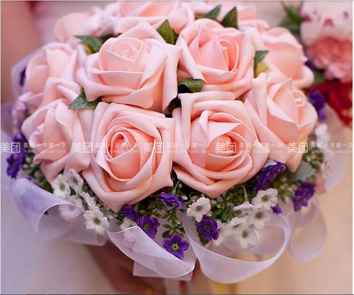 新娘手捧花 款式三