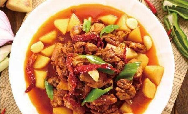 【2店通用】百岁罗布人新疆餐厅特色大盘鸡1份,提供免费WiFi