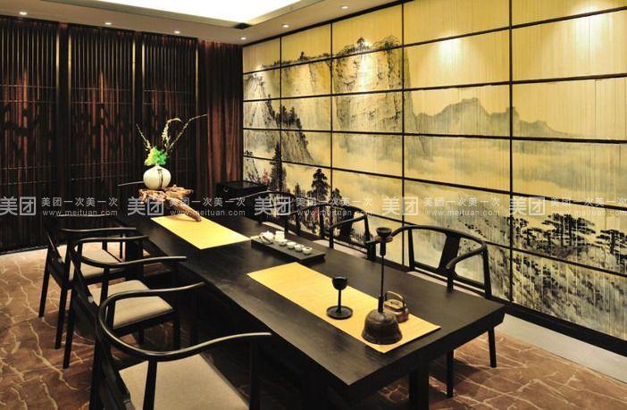 餐厅集体结构图