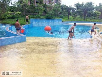 东方名城香郡游泳馆