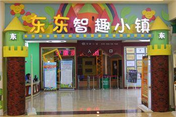 【浙东商贸城】东东智趣小镇儿童职业体验中心门票(家庭票2大1小)-美团