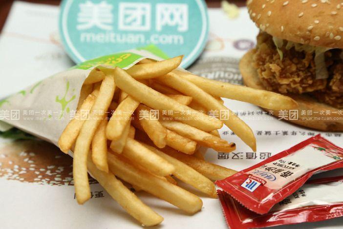 【抚顺华莱士团购】华莱士单人餐团购 图片 价格 菜单