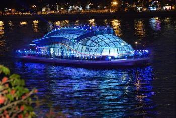 【沿江路沿线/二沙岛】珠江夜游穗港之星-美团