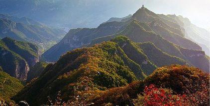【乡宁县】云丘山旅游风景区门票+摆渡车门票(成人票)-美团
