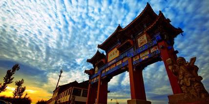 【寒亭中心城区】杨家埠民间艺术大观园门票(成人票)-美团