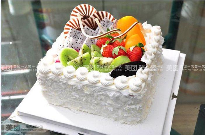 欧式水果蛋糕款式7