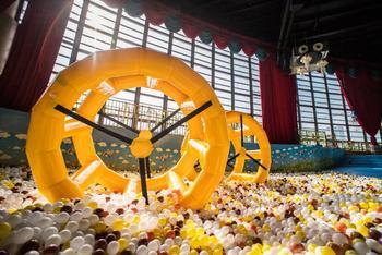 【新北区】嗨拉拉海洋球成人票-美团