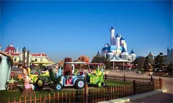 【烟台出发】蓬莱欧乐堡梦幻世界纯玩1日跟团游*欧乐堡梦幻世界-美团