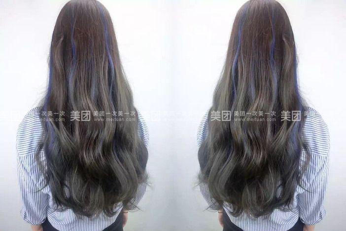 烫发的种类 根据工序和烫后效果图片